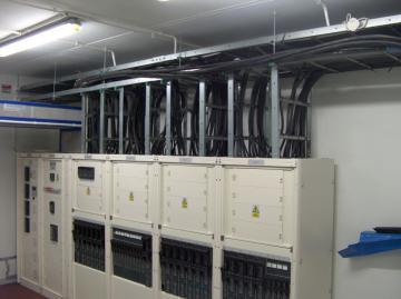 Elektryczne instalacje wielkopowierzchniowe